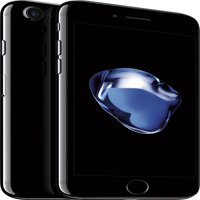 Refurbished Apple iPhone 7 128GB, Jet Black - Unlocked GSM