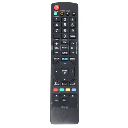 Replacement 49LB5500 HDTV Remote Control for LG TV - Compatible with AKB72915313 LG TV Remote Control
