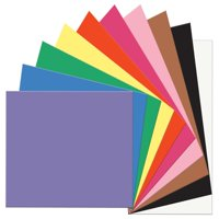 "SunWorks® Assorted Color Construction Paper, 24"" x 36"", 50 Sheets"