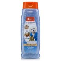 Hartz groomer's best whitening shampoo for dogs, 18-oz bottle