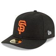 fda9af1f4 San Francisco Giants New Era Fan Retro Low Profile 59FIFTY Fitted Hat -  Black