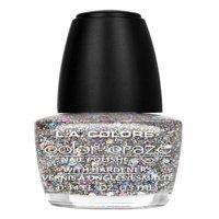 LA Colors Color Craze Nail Polish, Glitter Bomb, 0.44 Oz