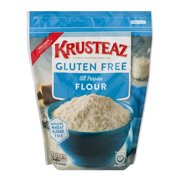 (2 Pack) Krusteaz Gluten Free All Purpose Flour Mix, 32oz