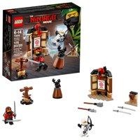 LEGO Ninjago Movie Spinjitzu Training 70606 (109 Pieces)