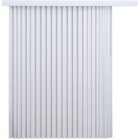 "Mainstays Light-Filtering Vertical Blinds 78"" x 84"", White"
