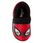 fd25f11ca Marvel Comics Toddler Boys Red Spiderman Slippers Spider-Man House Shoes
