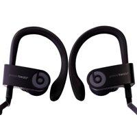 (Refurbished) Beats PowerBeats 3 Wireless In-Ear Headphone Black