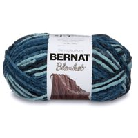 Bernat Blanket Yarn, 300g, Teal Dreams