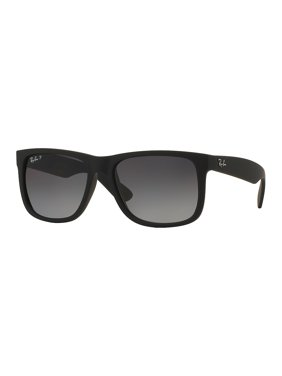 55MM Justin Rectangle Sunglasses