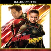 Ant-Man and the Wasp (Cinematic Universe Edition) (4K Ultra HD + Blu-ray + Digital)