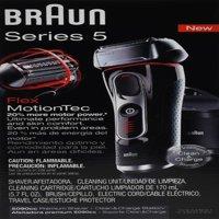 Braun Electric Shaver, Series 5 5090, black