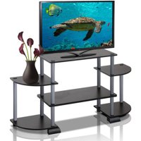 "Furinno Turn-N-Tube TV Stand for TV up to 37"", Multiple Colors"
