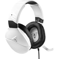 Turtle Beach Recon 200 Amplified Gaming Headset, PS4, PS4 Pro, Xbox One, WHITE, 731855032204