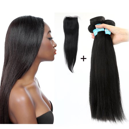 Goddess Remi Yaki Weave (Human Hair Straight 20