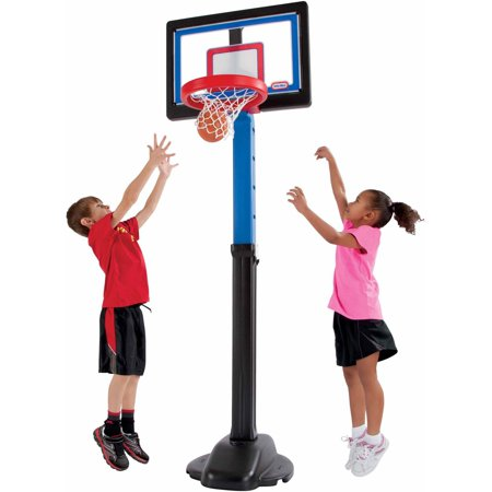 Basketball Hoop For Kids (Little Tikes Play Like a Pro Basketball)