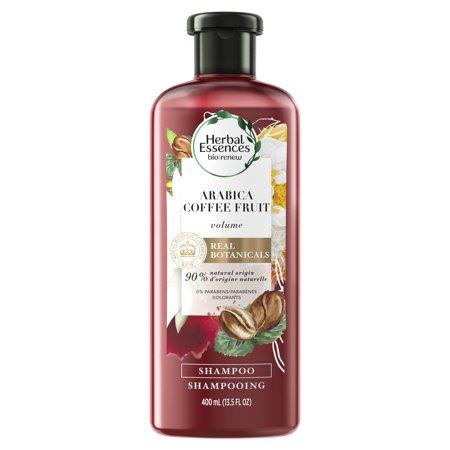 - Herbal Essences bio:renew Arabica Coffee Fruit Volumizing Colorant-Free Shampoo, 13.5 fl oz