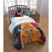 GUARDIANS OF THE GALAXY TWIN COMFORTER AND SHEET SET