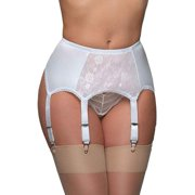 ee24d7db4f6 S-XXL Plus Size Sexy Women Lingerie Suspender Garter Belt for Thong Stocking