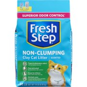Fresh Step Scented Non-Clumping Clay Cat Litter, 14 lbs