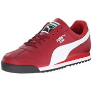 cbf34ce692c PUMA Roma Basic JR Sneaker (Little Kid Big Kid)