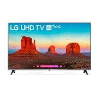 "Refurbished LG 65"" 4K Smart UHD HDR LED TV, 65UK6500"