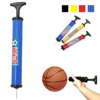Ball Pump Sports Balls Handheld Air Inflator Needle Basketball Soccer Volleyball