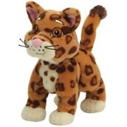 181e1082487 Ty Beanie Babies Collection Dora s Friend Baby Jaguar