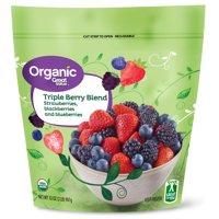 Great Value Organic Frozen Berry Blend, 32 oz