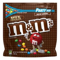 M&M's Milk Chocolate Candy Party Size, 42 Oz.