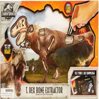 Jurassic World - T. Rex Bone Extractor - Uncle Milton Scientific Education Toy