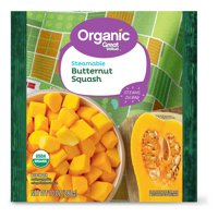 Great Value Organic Steamable Butternut Squash, 10 oz