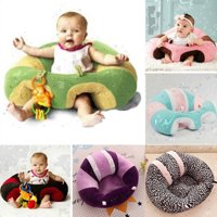 Girl12Queen Infant Nursing Pillow Baby Support Seat Chair Feeding Safety Sofa Plush Toy Gift