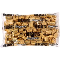 Hershey's Nuggets, Extra Creamy Milk Chocolate Toffee & Almonds Candy, 3.75 lb - Online Only
