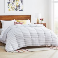 Linenspa Reversible Hypoallergenic Down Alternative Comforter