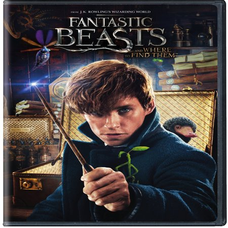 Fantastic Beasts And Where To Find Them (Walmart Exclusive)