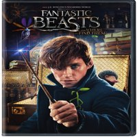 Fantastic Beasts And Where To Find Them (Walmart Exclusive) (DVD)