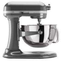 KitchenAid RKP26M1XPM 6 Qt. Professional 600 Series Bowl-Lift Stand Mixer - Pearl Metallic (CERTIFIED REFURBISHED)
