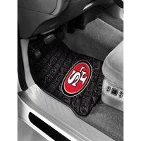 NFL - San Francisco 49ers Floor Mats - Set of 2