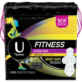 U By Kotex Click Unscented Plastic Tampons Regular Absorbency 18