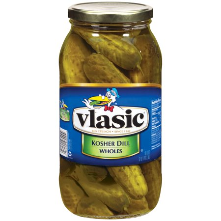 walmart and vlasic pickles