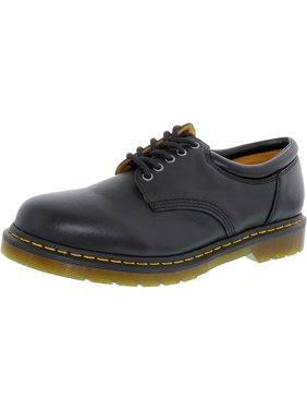 Dr. Martens Men's 8053 Lace-Up Black Ankle-High Leather Oxford Shoe - 12M