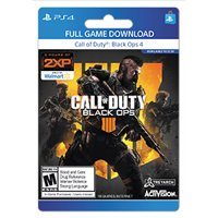 Call of Duty: Black Ops 4, Activision, Playstation, [Digital Download]