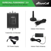 SureCall SC-FUSION2GO3 Fusion2Go 3.0 In-Vehicle Signal Booster Kit