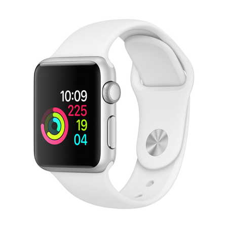 Watch Series 1 - 38mm - Sport Band - Aluminum Case