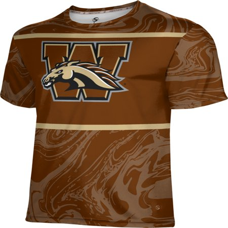 ProSphere Men's Western Michigan University Ripple Tech Tee](Western Michigan University Halloween)