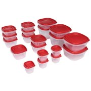Rubbermaid Food Storage Containers with Easy Find Lids, 40-Piece Set