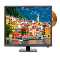 "Sceptre 24"" Class HD (720P) LED TV (E246BD-S) with Built-in DVD"