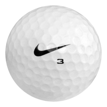 Nike Dart 7 Leather (Nike Golf Balls, Assorted Colors, Used, Mint Quality, 132 Pack)
