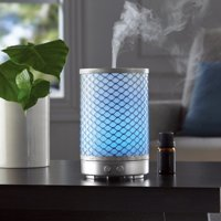 Mainstays Essential Oil Diffuser, Chain Link