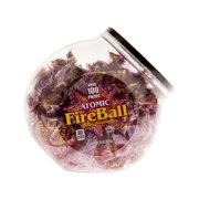 Atomic Fire Ball Cinnamon Flavored Candy, 30 Oz.
